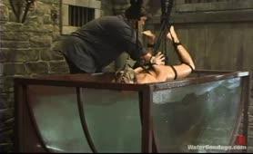Vendetta in water bondage