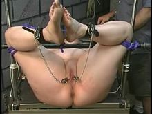 Clamps and torture in restraints