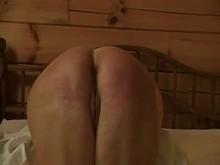 Home spanking older