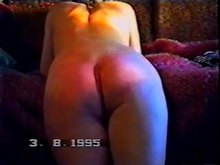 Homemade Spanking - Russian Homemade film