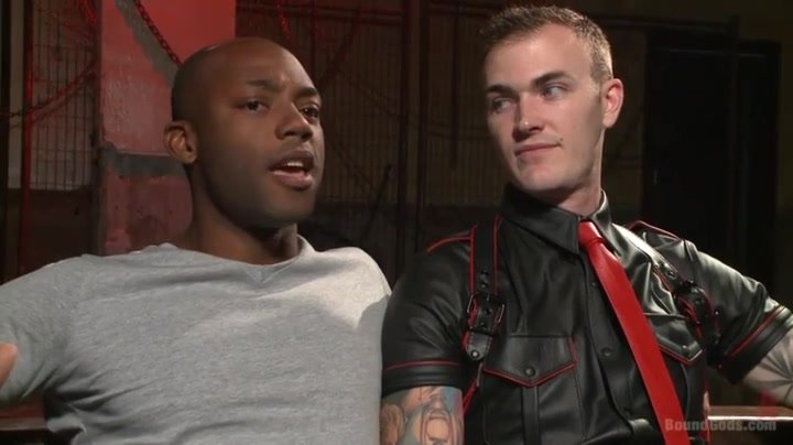 White Master - Black Slave Boy - HD