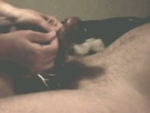 Needle cbt torture saline