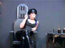 German CBT and Femdom - Miss Jill