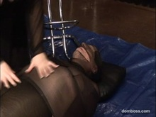 CBT in Humbler - Tortured slave