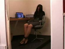 Secretary kidnapped and bound