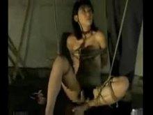 Japanese Bondage with Suspension