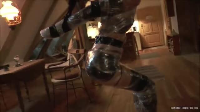 Mummified Strappado