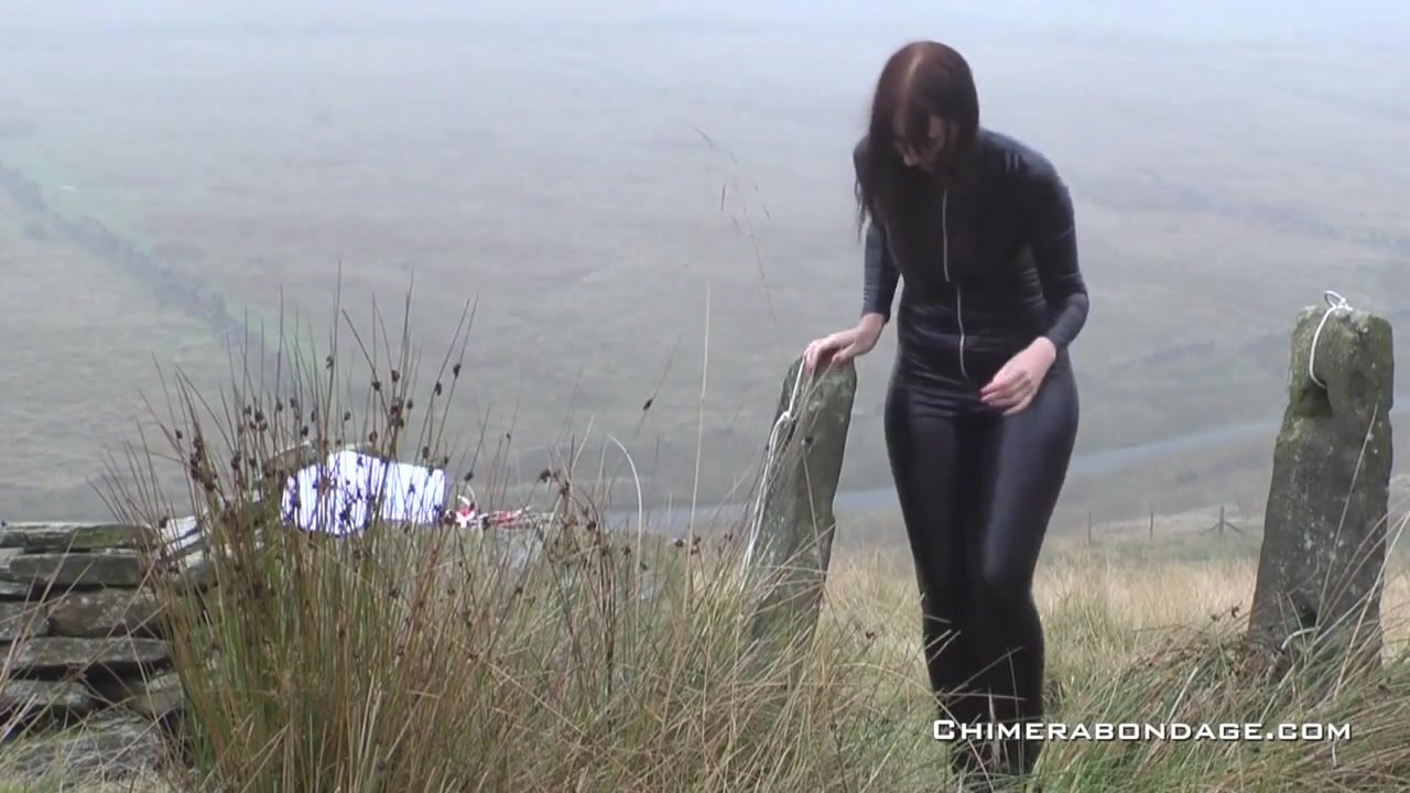Wetsuit and cuffs -Chimera