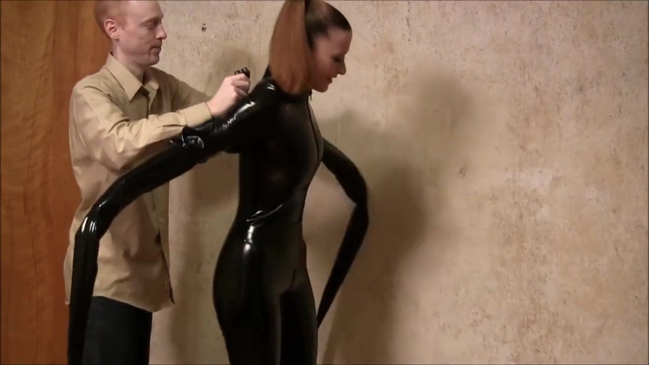 Straitjacket Catsuit Restraints