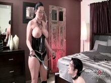 Sophie Dee Strap-on Fucking Female Domination