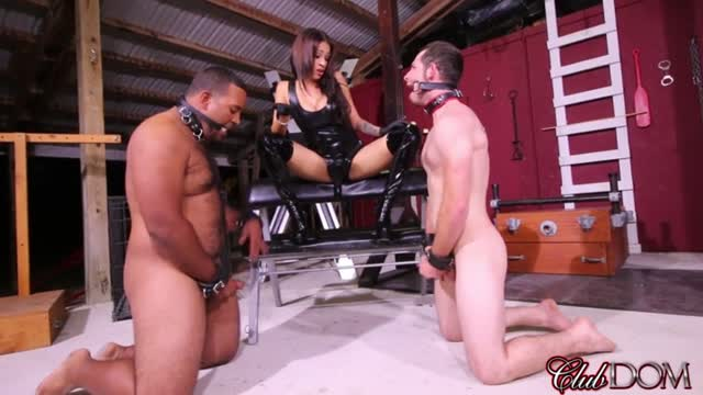 Jamie Valentine - Strap-on for bitch boys