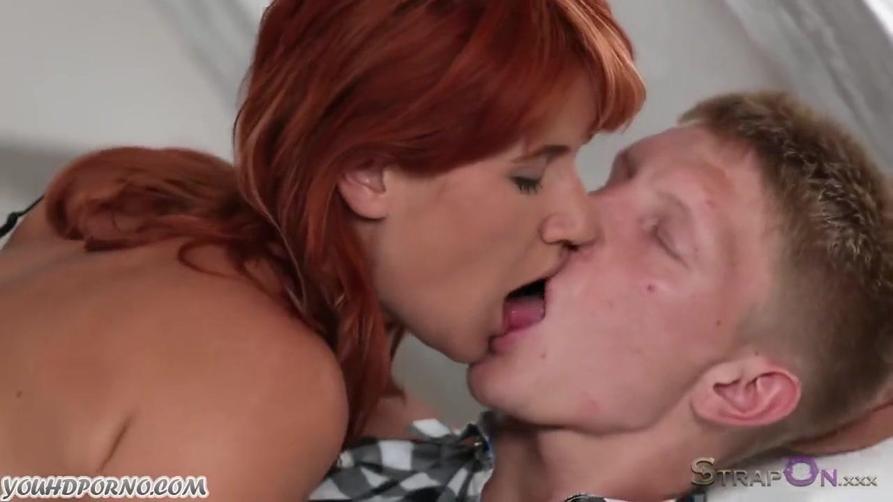 redhead pegging