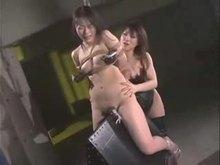 Japanese bdsm lesbian