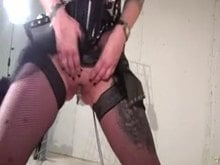 French Mature Slave Punished and Tortured Part 4