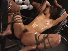 Hardcore Japanese BDSM Abuse