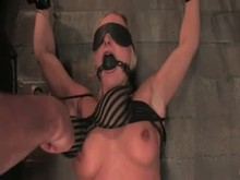 Gagged Restrained and Punished