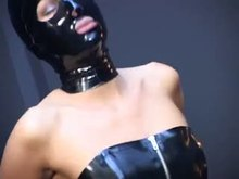 Dominated Rubber Doll