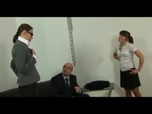 Couple Punishing Sub girl