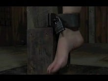 Tit Torture and Forced Orgams in Extreme Restraints