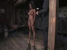 Black Sub girl - White Master