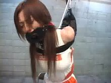 Japanese BDSM with sexy young girl