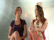 Nurse - Lesbian Domination