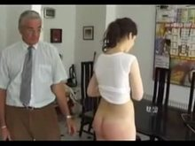 Discipline Spanking and Fucking