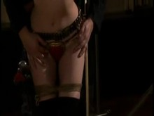 BDSM and bondage Heroine