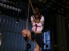 BDSM from Japan with restraints