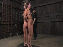 Torture and ropes for two MILFS