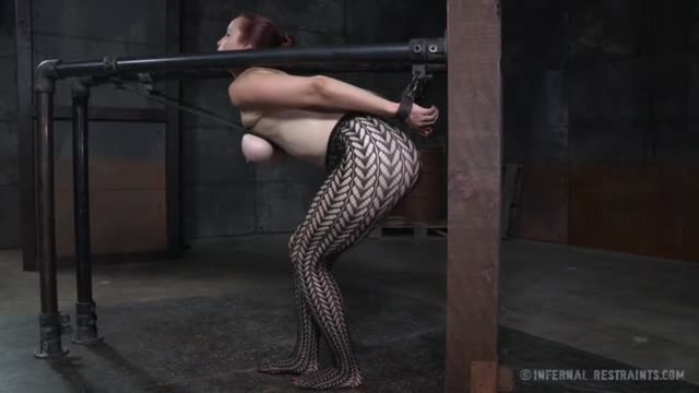 Bella Rossi on Infernal Restraints