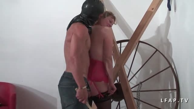 Mature French Slave
