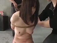 Night24 - Japanese Suspension and Flogging with Bondage