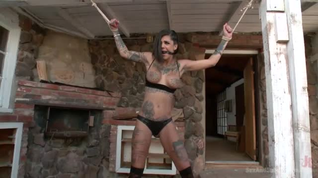 Bonnie Rotten - Rancher's daughter
