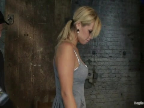 Tara Lynn Foxx on Hogtied