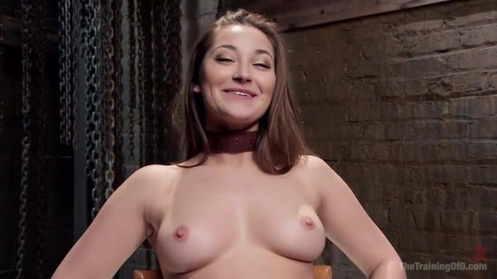 Dani Daniels in Training