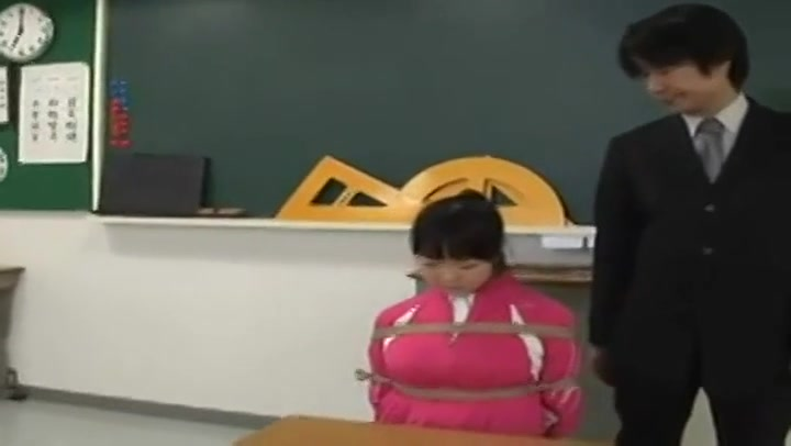 Japanese Schoolgirl's humiliation and use