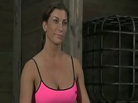 Fit Slave Girl - Forced Orgasms