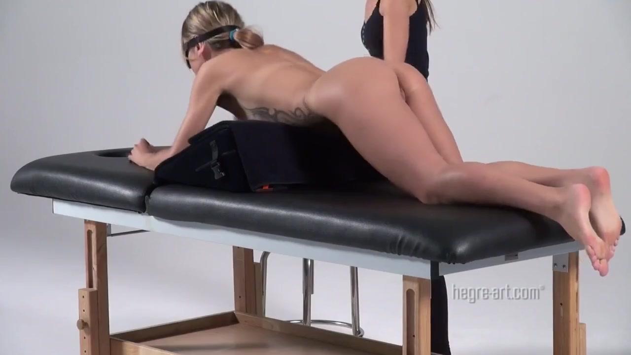 Massage in Restraints