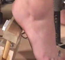 Torture with electricity