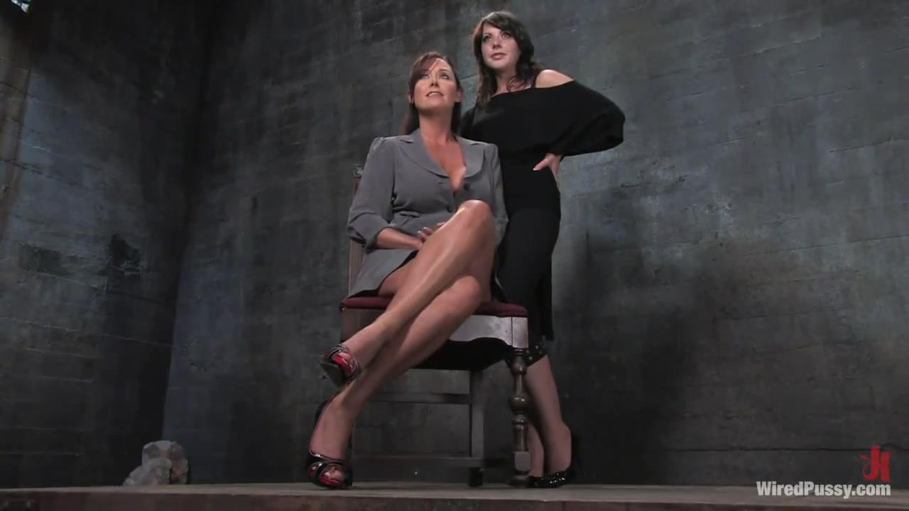 Christina Carter and Penny Flame