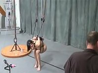 Slave Girl's Exerice hour