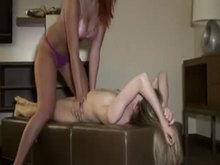 Lesbian Breathplay Facesitting Humiliation