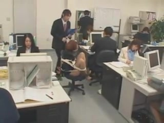 Humiliation in Japanese Office