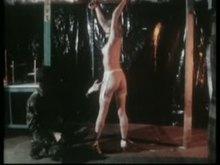 Vintage sleazy Homemade BDSM
