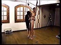Japanese Vintage BDSM -and Shibari