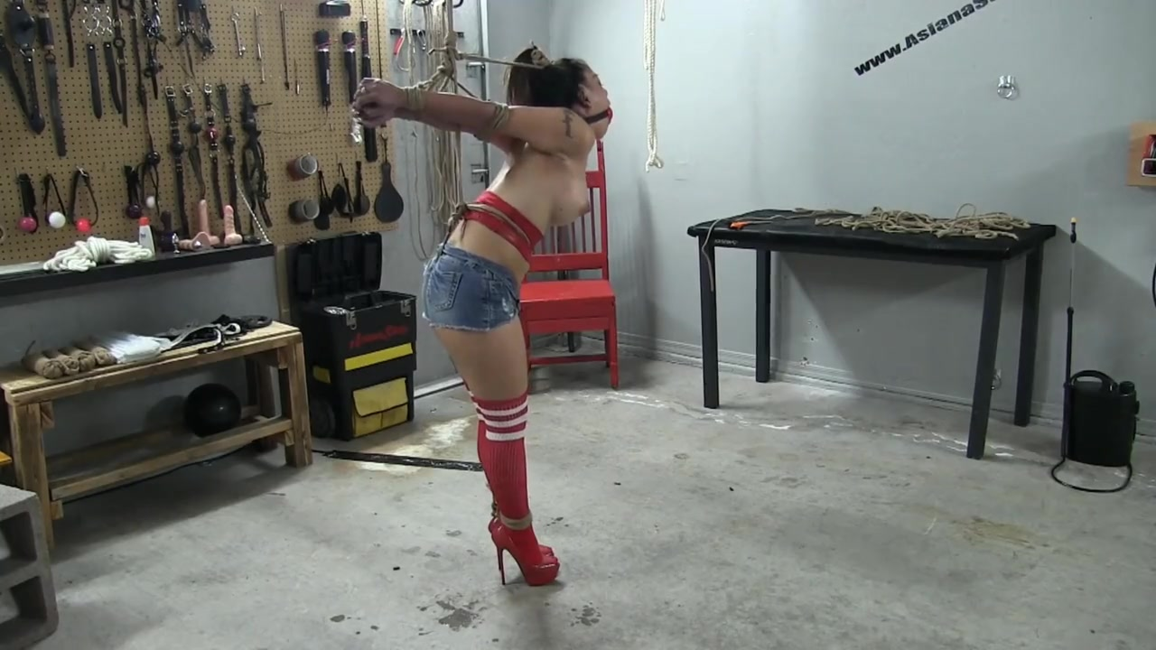 Strict Painful Ropes