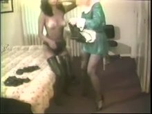 Latex Slaves vintage BDSM