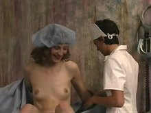 Pervert Speculum Nurse Play