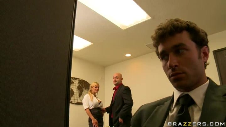 Anal hammered hard by James Deen